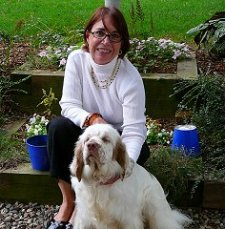 Penny Mahon - Penny Mahon passed away on July 4, 2009. She was a generous person of grace. She shared her home with Panda — her Clumber companion.