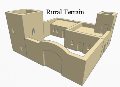 Rural Terrain Gallery