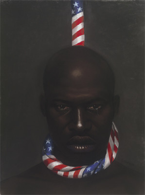 Black Man in America by Laurie Cooper