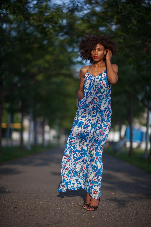 Dress by Natori