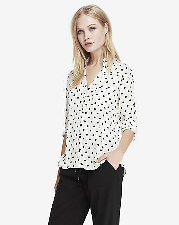Polka Shirt