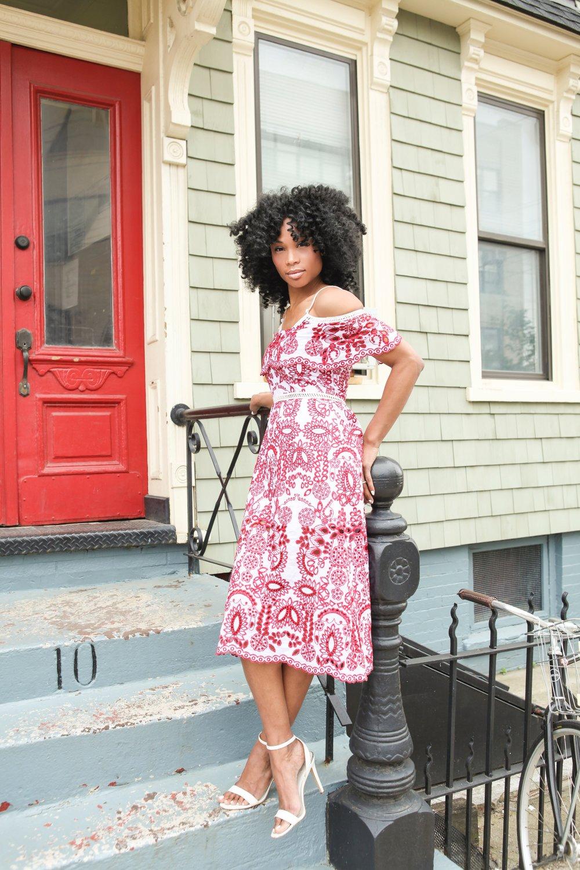 Dress: Saylor NYC