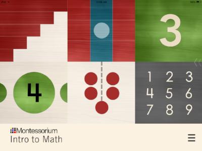 Intro to Math screenshot