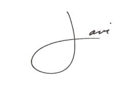 final signature