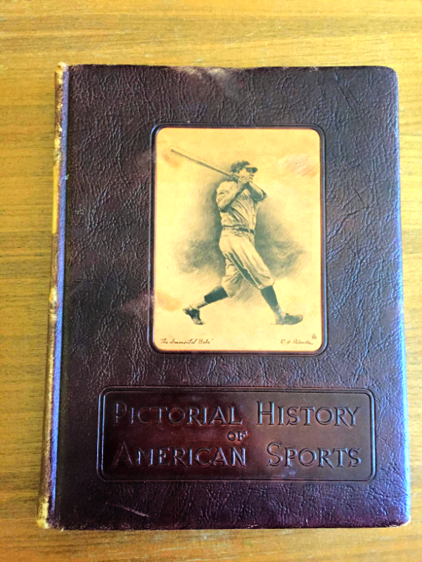 Pictorial History of American Sports