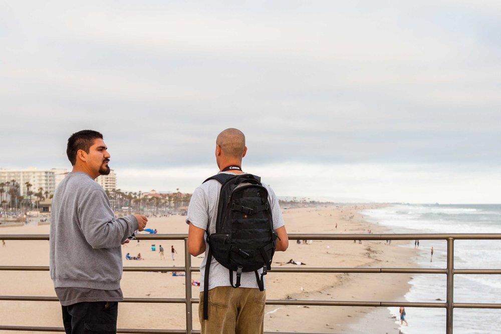 Street Witnessing @ Huntington Beach - June 14, 2016Photos:David Woo
