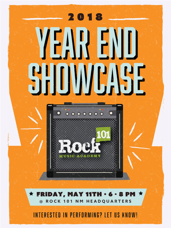 2018 Rock 101 NM Year End Concert