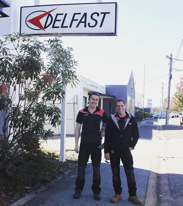 Shout out to the amazing team we work with at Delfast Couriers in Canberra, for decades they have been delivering our tarps to sites in super speedy efficiency. Thanks guys.