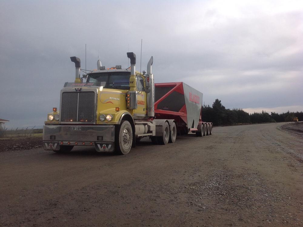 Blakely Truck