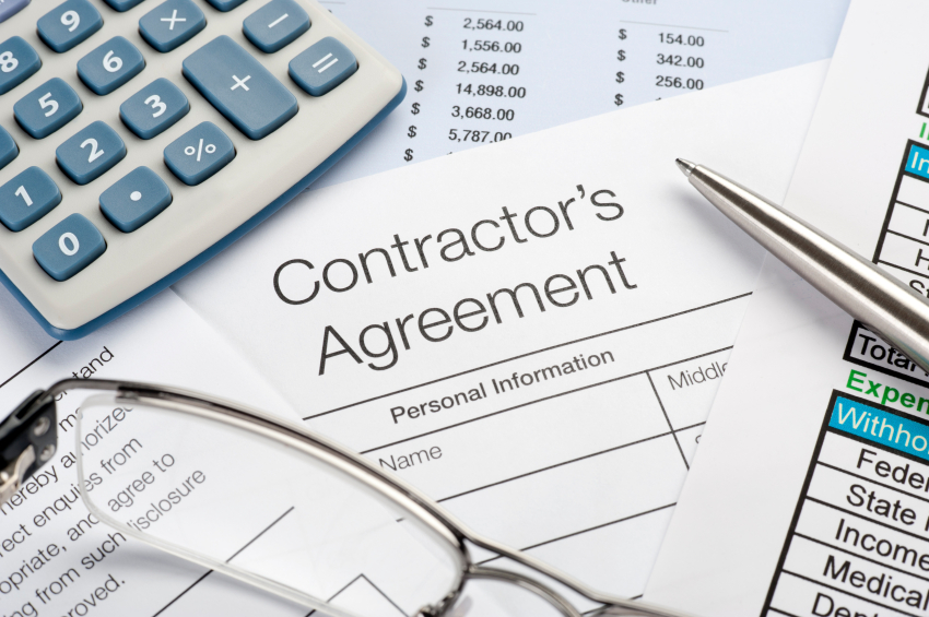 Contractor Agreements Health and Safety
