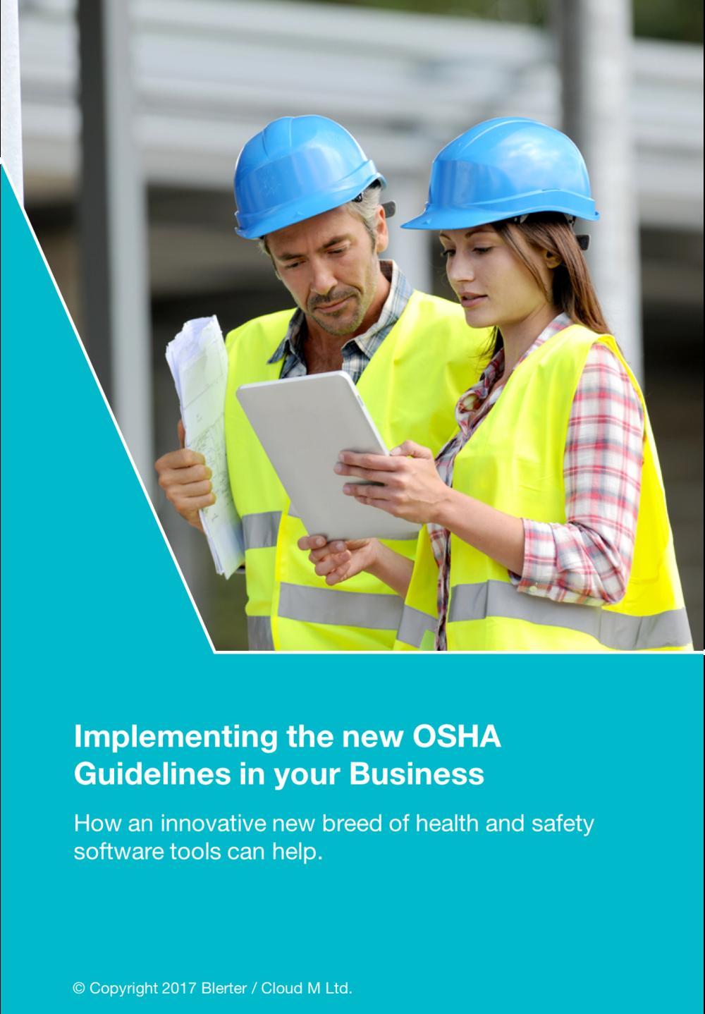 White Paper - OSHA Guidelines