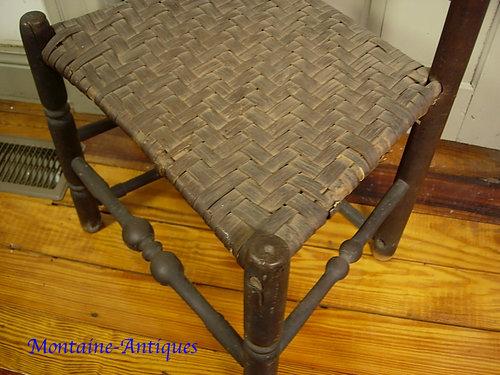 Antique Long Island/Hudson Valley Queen Ann Chair c. 1760 - Antique Long Island/Hudson Valley Queen Ann Chair C. 1760 — Montaine