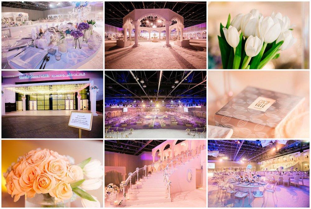 Exquisite Weddings & Events   Trade Center, Dubai {Wedding)