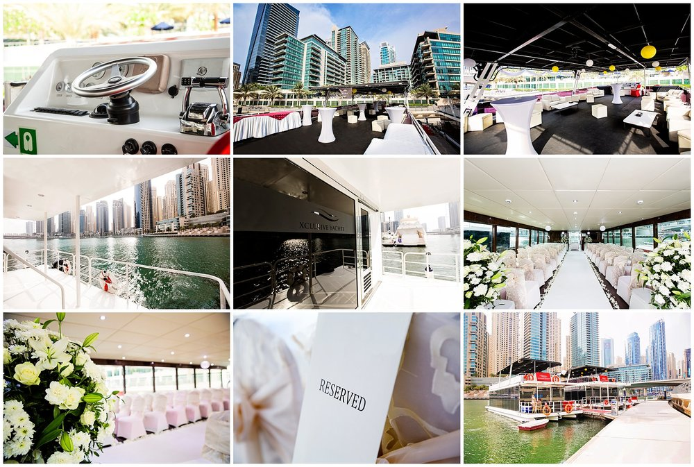 Aghareed Wedding Concierge   Dubai Marina Yacht Club {Wedding}