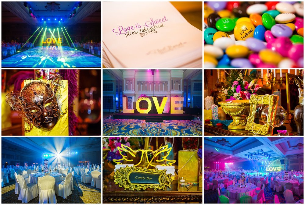 Aghareed Wedding Concierge   Johara Ballroom,Madinat Jumeirah {Wedding}