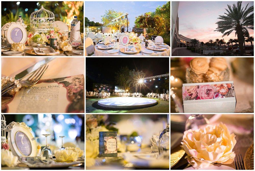 Carnivalesque Weddings & Event   Outdoor Setting, Abu Dhabi {Wedding}