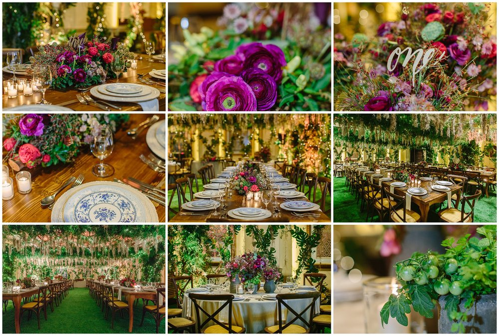 The White Boutique (TWB)   Art Dubai {Wedding Set-up Styled Shoot}