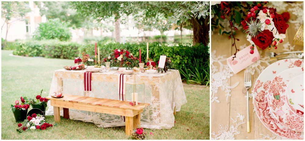 Furniture & Table Linens:  Party Socia  l