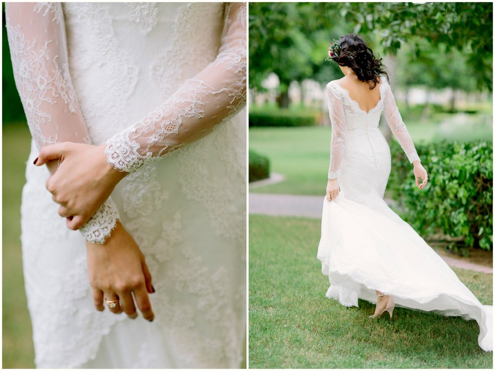 Bridal Gown:  The Bridal Showroom Dubai