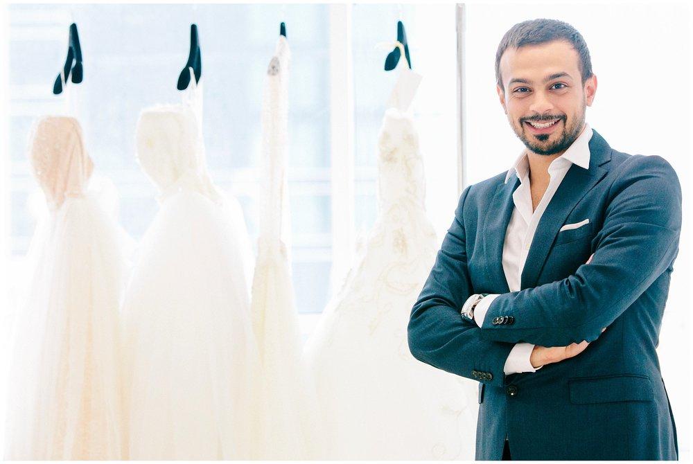 Mohammed - Contessa Bridal