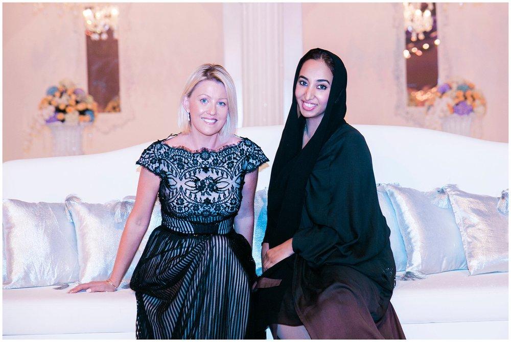 Jennifer & Noura - Exquisite Events
