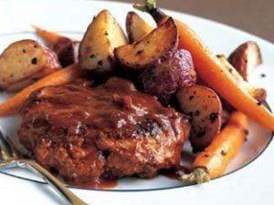 Copy of Salisbury Steak