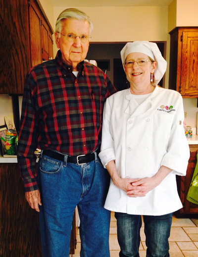 NPR: Drop in Chefs Help Seniors Stay in Their Homes