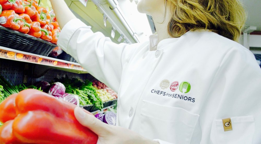Personal chefs take care of the grocery shopping, making sure to purchase the freshest ingredients.