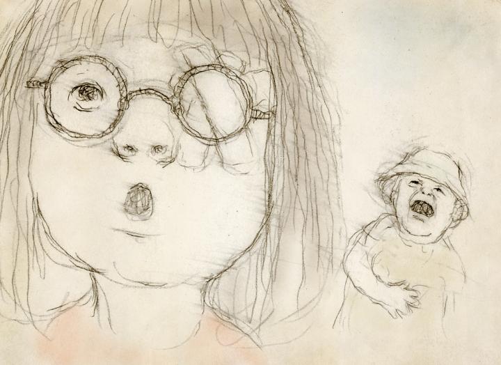 - -«Девочка-дура» реж. Зоя Киреева / 7 минОбычная любовь необычной девочки.Производство:Школа-студия «ШАР»
