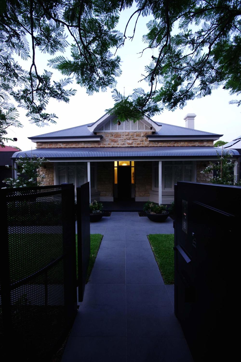 architecture house extension
