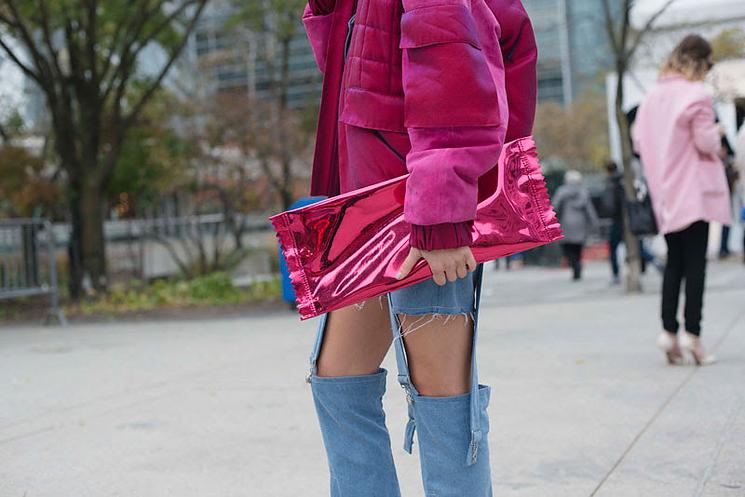 אופנת רחוב בשבוע האופנה טורונטו   Photo credit: Asian with a camera