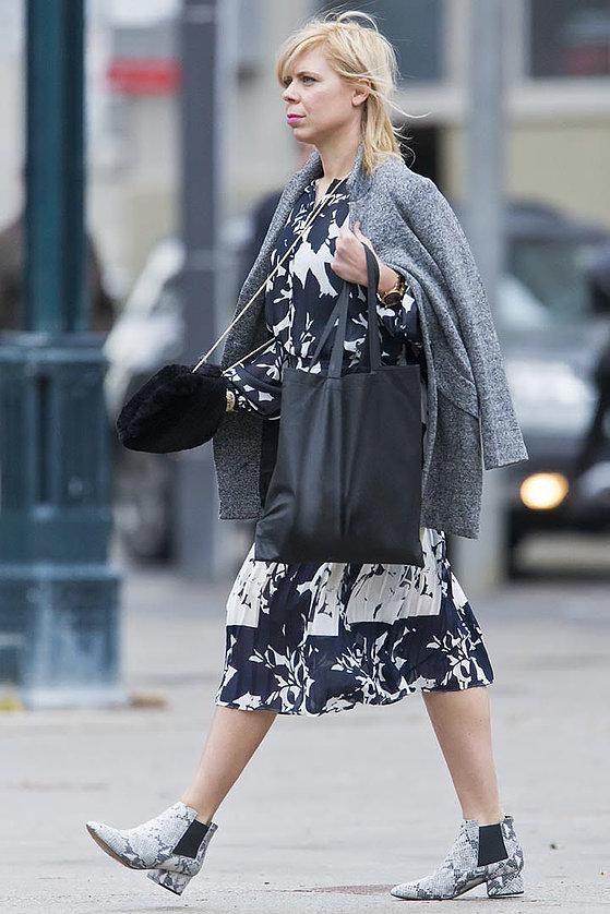 ליאת נוימן בשבוע האופנה טורונטו (צילום:MNF 85)