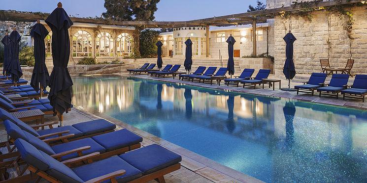 מלון אמריקן קולוני (צילום: מיקלה בורסטו-עוז)