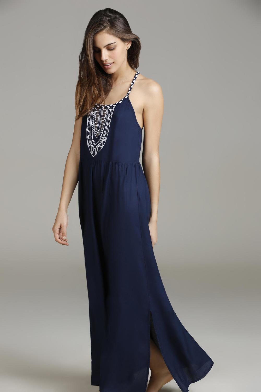 """שלומית מלכה ל FOX שמלת מקסי89.90 ש""""ח(צילום יריב פיין וגיא כושי)"""