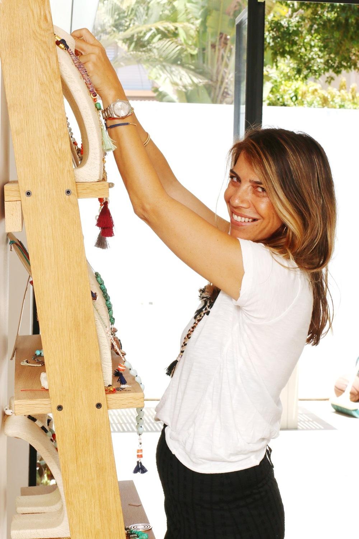 שרון גיאור מעצבת תכשיטים