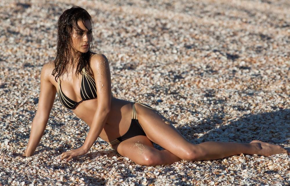 אקספוז, קמפיין בגדי ים אביב קיץ (צילום אלכס ליפקין)