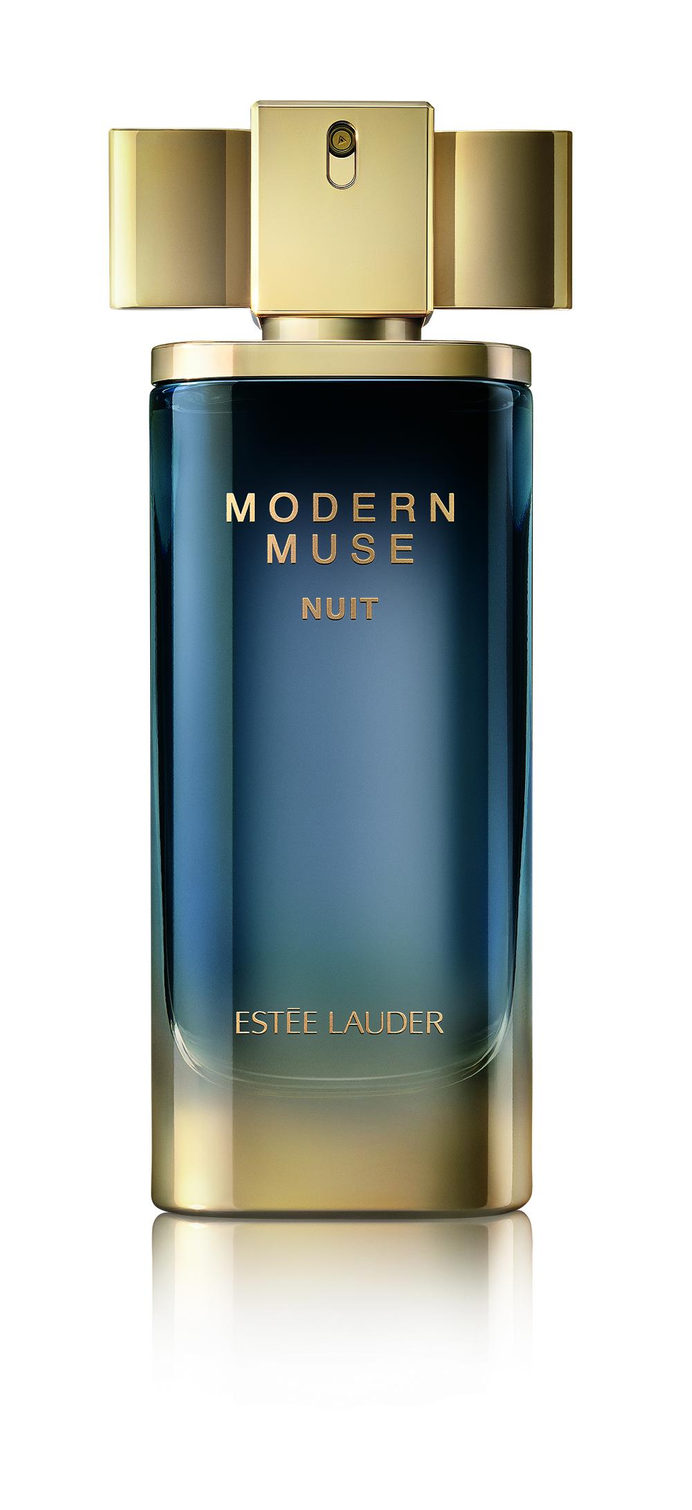 Modern Muse Nuit מחיר השקה 50 מל - 249 שח - 100 מל - 349 (מחיר מלא 540 ו - 753)  להשיג בכל רשתות הפארם, משביר, אפריל ופרפומריות נבחרות(צילום יחצ חול)