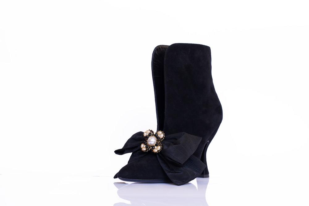 למרי נעליים MOSCHINO