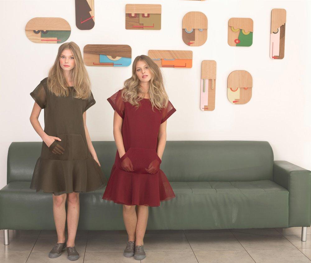 שמלות:איזבלה, נעליים:בנסימון