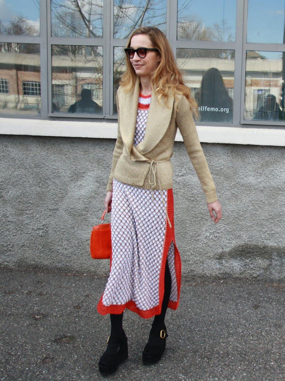 שבוע האופנה מילאנו (צילום: מערכת it)
