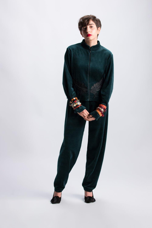 ג'קט 455₪ מכנסים 390₪ דורין פרנקפורט