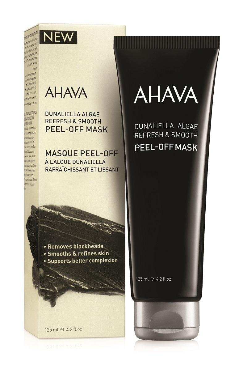 - AHAVADunaliella Algae Refresh & Smooth Peel-Off Mask