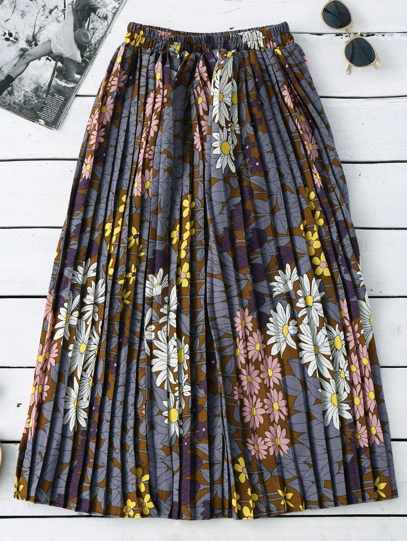 חצאית פליסה $16.99