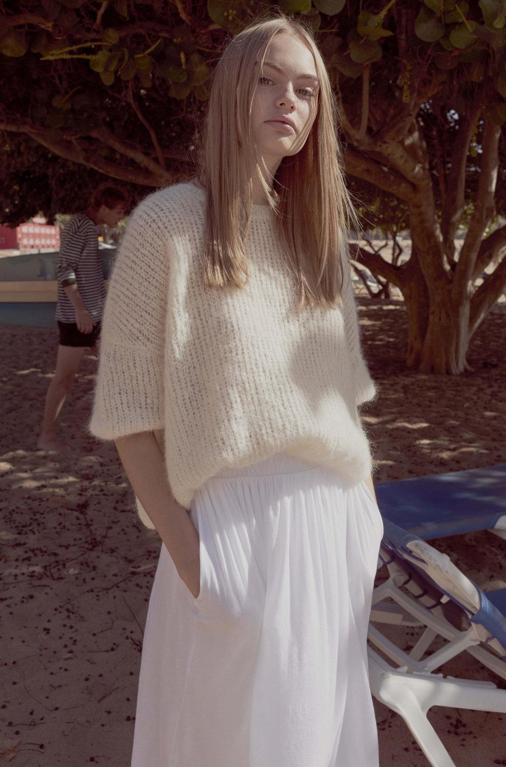 ״איך אפשר בלי לבן עם לבן״ אמריקן וינטג׳ אביב-קיץ 18