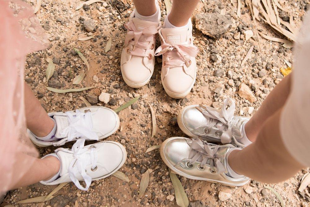 סניקרס ילדות: רשת נעלי ״נמרוד״