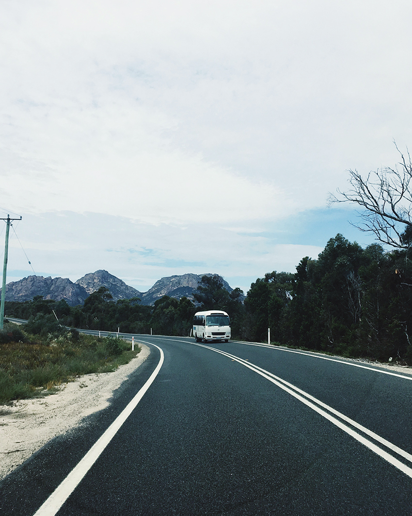 Tasmania, What to do in tasmania, freycinet national park, east coast tasmania, tasmania hikes, coles bay, wineglass bay, how hard is the wineglass bay lookout walk, how hard are tasmania hikes, honeymoon bay, what to do at freycinet national park, how hard is the wineglass bay lookout walk compared to 1000 steps victoria, 1000 steps victoria, picturesque locations in tasmania, travel bloggers, australian travel bloggers, where to go in tasmania, tasmania holidays, tasmania in summer, tasmania in spring, wewhowander, we who wander travel blog, ivana, ivana petrovic