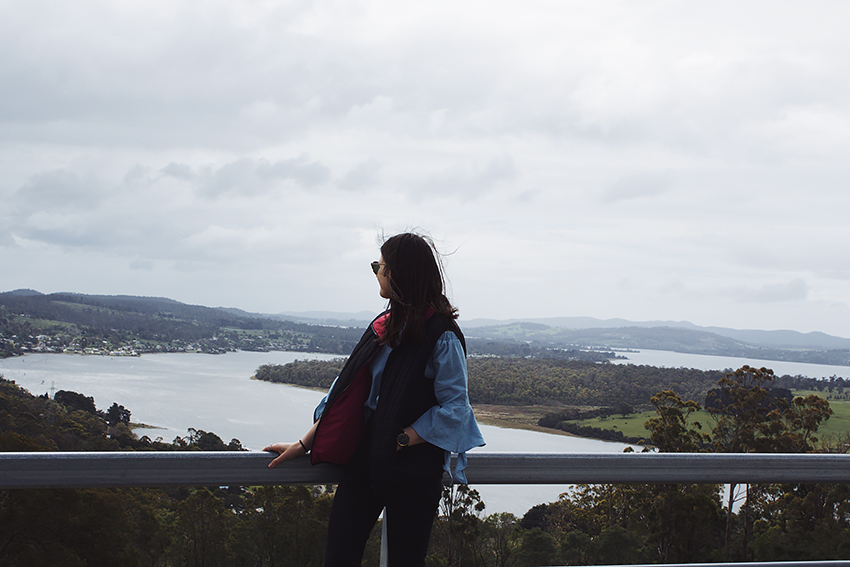 what to do in tasmania, we who wander, wewhowander blog, travel blog, travel blogger, ivana, ivana petrovia, discover tasmania, what to do in launceston, what to do in the tamar valley, tamar valley, tamar valley wine route, swiss village tasmania, grindelwald tasmania, lilydale falls tasmania, australian travel blogger, bay of fires winery