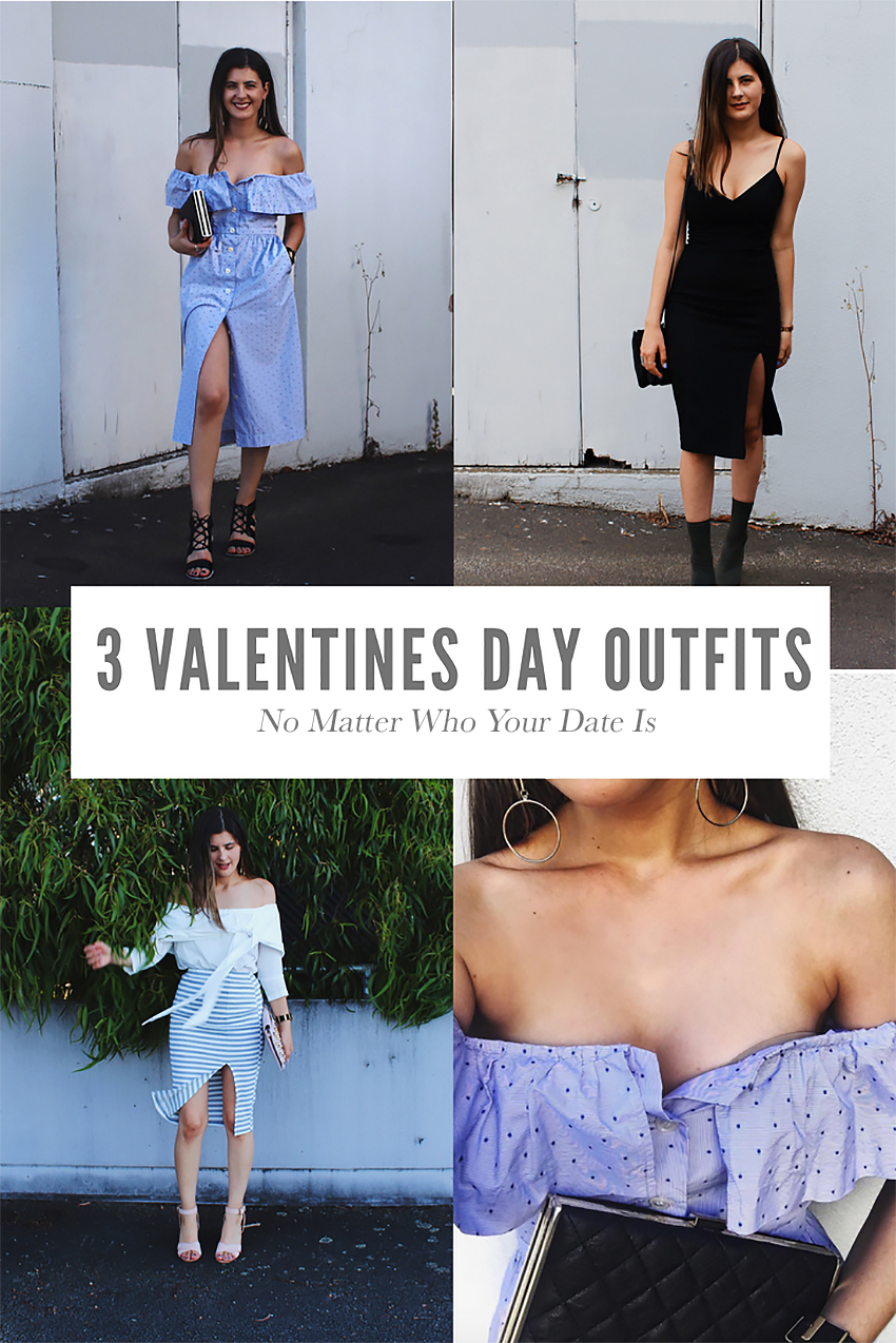 valentines day outfits summer, valentines day outfits 2017, valentines day outfits australia, valentines day, valentines day gift ideas, what to wear on a date with a friend, what to wear on a date with a crush, what to wear on a date summer, what to wear on a date 2017, party looks 2017, wewhowander, we who wander, ivana, ivana petrovic, h&m off the shoulder dress, tony bianco diddy boots, sock boots outfit, kookai belle dress, black slit midi dress, off the shoulder dress outfit 2017, shein, melbourne fashion blog, melbourne fashion blogger, travel blogger, australian bloggers, khaki bomber jacket outfits,