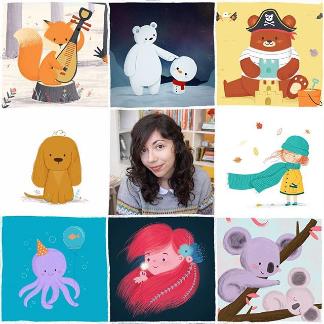 Hey it's me and a bunch of my favourite things I drew last year.  #artvsartist #artvsartist2019