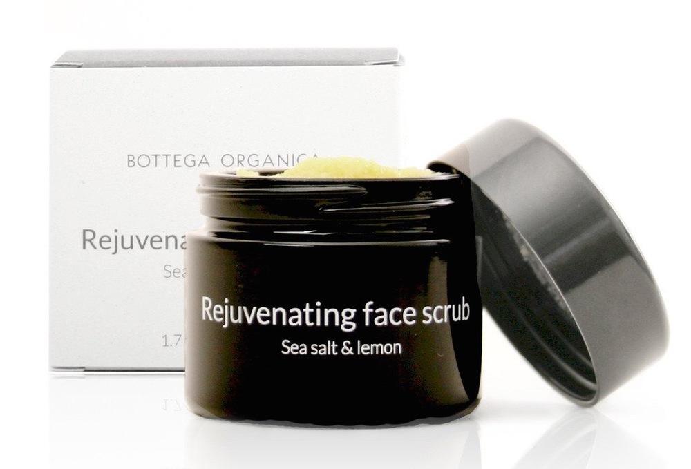 Bottega Organica's Rejuvenating Face Scrub Image Source:http://www.iamnaturalstore.com.au/